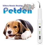 Veterinary Ultrasonic Scaler Dogs and Cats Dental Health Portable Pet Supplies