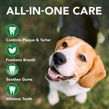 Vet's Best Enzymatic Dog Toothpaste, Teeth Cleaning and Fresh Breath Dental Care Gel, Vet Formulated