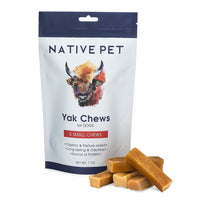 Himalayan Yak Chews for Dogs Natural Chew for Large, Medium, Small Dogs Dental