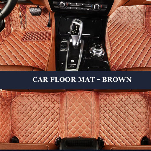 Mercedes Benz Custom Luxury Styling Floor Mat