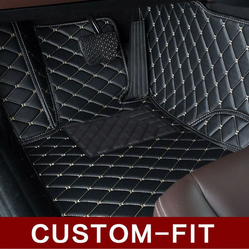 BMW 7 Series Custom Luxury Styling Floor Mats
