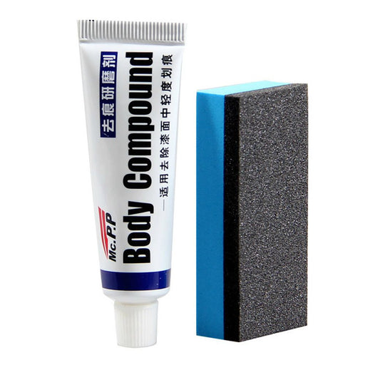 Car Body Compound Paste For Polishing & Grinding