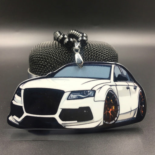 Audi Lover Rearview Mirror Pendant