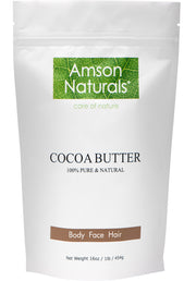 Cocoa Butter - Amson Naturals