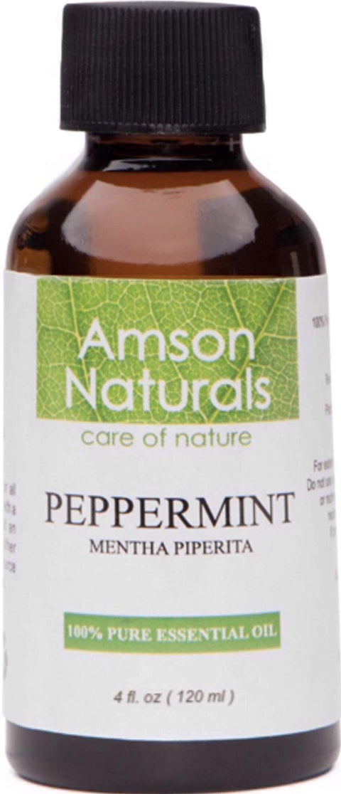 Peppermint oil essential