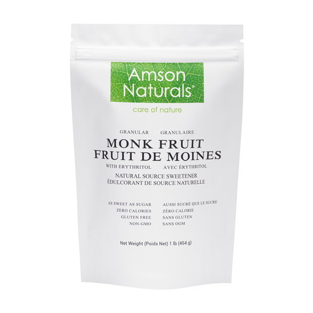 Monk Fruit Sweetener Granular