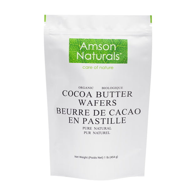 Cacao Butter Wafers