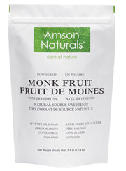 Monk Fruit Sweetener Powdered