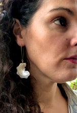 Conch Shell Grand Earrings