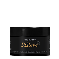 Theramu Relieve Pro CBD Hemp Extract