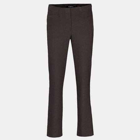 Robell Jacklyn Full Length Trouser 51408-5689-38 (Almond)