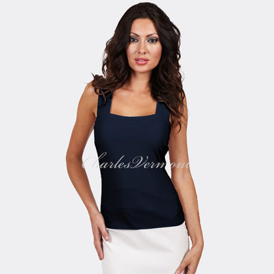 Frank Lyman Camisole - style 054 (Navy)