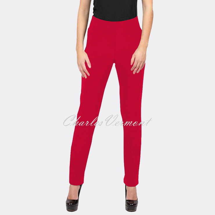 Frank Lyman Trouser – Style 082 (Tomato Red)
