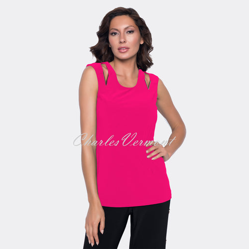 Frank Lyman Top – Style 186080 (Pink)