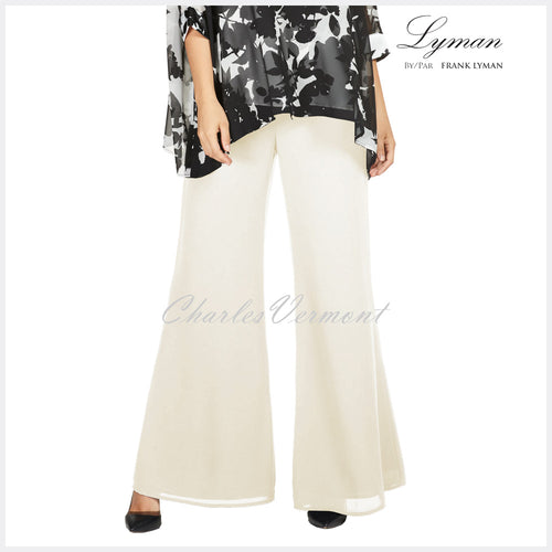 Frank Lyman Trouser – style 188328 (Off White)