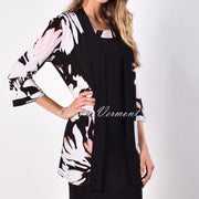 Frank Lyman Dress & Cover Up Set - Style 216320 / 216321