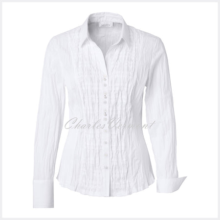 Just White Blouse - style 49794