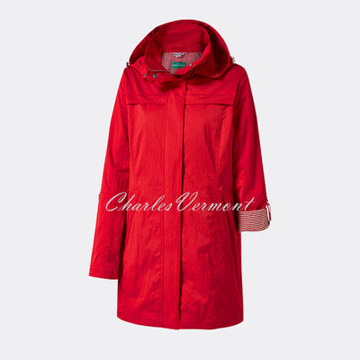Green Goose Coat – Style 10107638-450