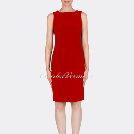 Joseph Ribkoff Dress - style 174011 (Red)