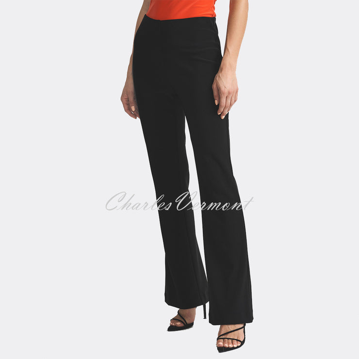 Joseph Ribkoff Trouser – Style 201045 (Black - Longer Length)