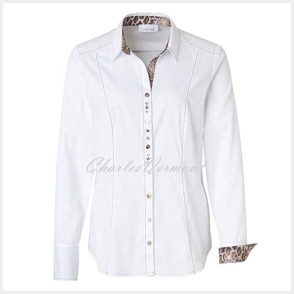 Just White Blouse – Style 41001