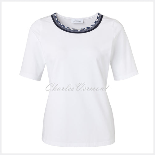 Just White Top – Style 41107