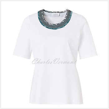 Just White Top – Style 41800