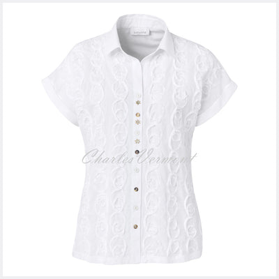 Just White Blouse – Style 42299