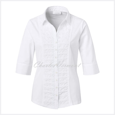 Just White Blouse – Style 42648