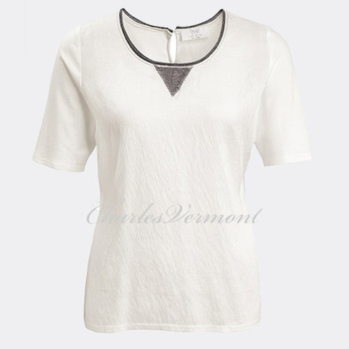 Just White Top - style 46423