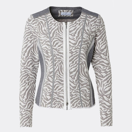 Just White Jacket - style 48468