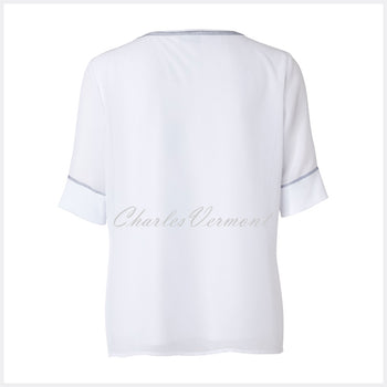 Just White Top – style 49233