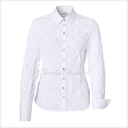 Just White Blouse – Style 49749