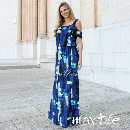 Marble Dress – Style 5381-152