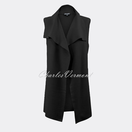 Marble Gilet – Style 5397-101 (Black)