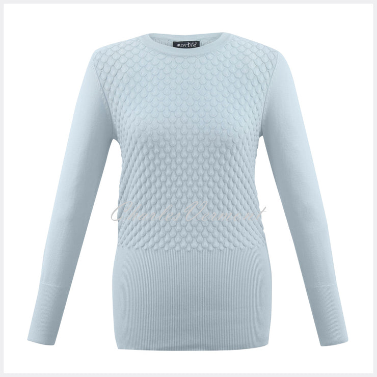 Marble Sweater – Style 5399-167 (Pale Blue)