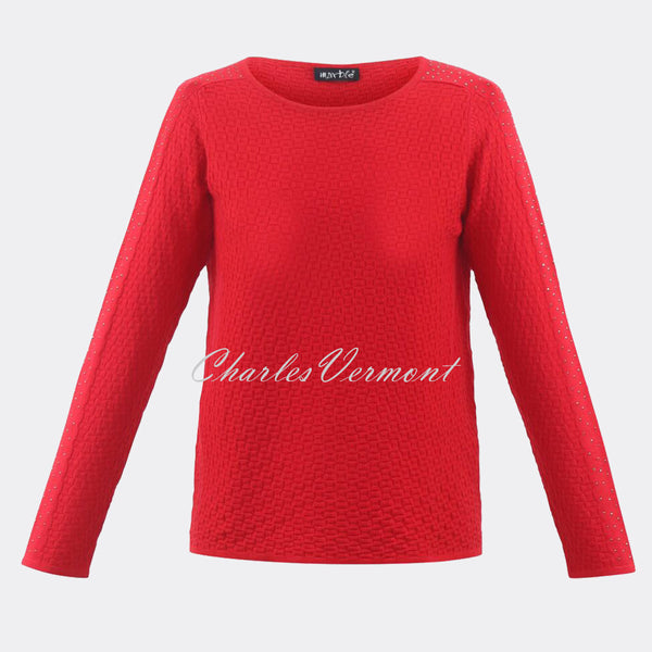 Marble Sweater – Style 5421-109