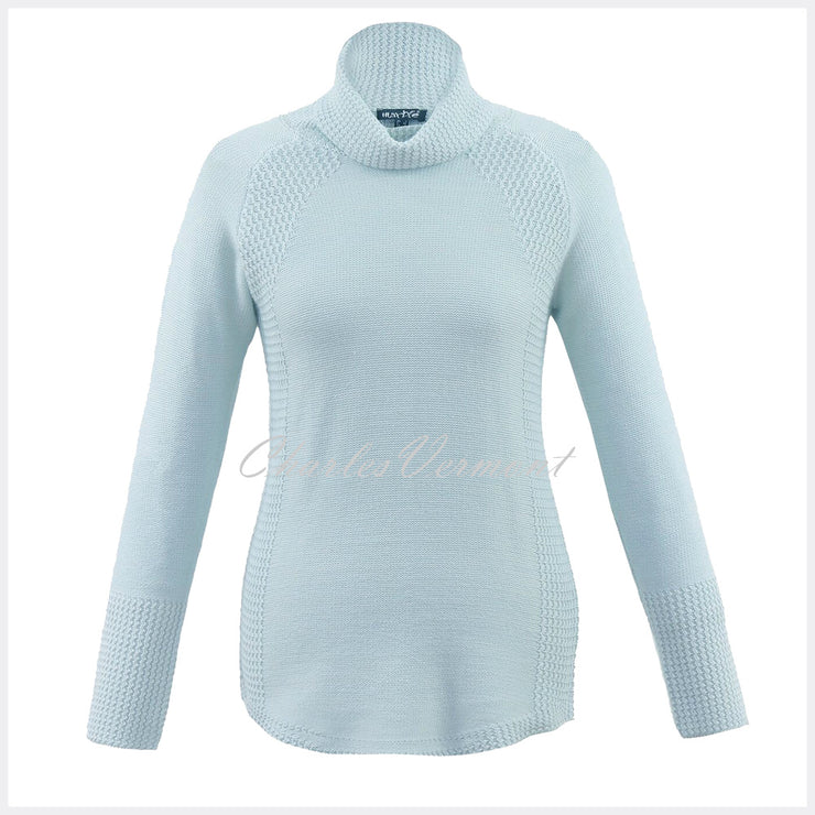 Marble Sweater – Style 5512-167 (Pale Blue)