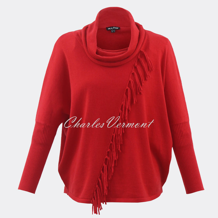 Marble Sweater – Style 5517-109 (Red)