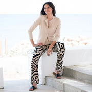 Marble Cardigan – Style 5593-185 (Beige)