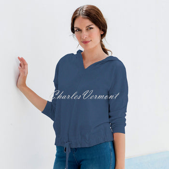 Marble Sweater – Style 5681-173 (Mid Blue)