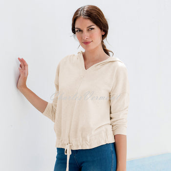 Marble Sweater – Style 5681-185 (Beige)