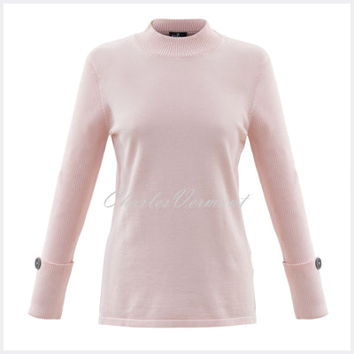 Marble Sweater – Style 5795-120 (Pale Pink)