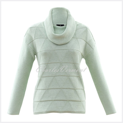 Marble Sweater – Style 5870-188 (Ice Green)