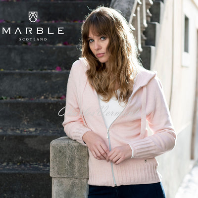 Marble Cardigan – Style 5908-120 (Pale Pink)