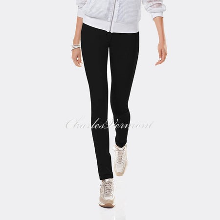 Michele 'Magic' 8352 Jegging - Regular (Black)