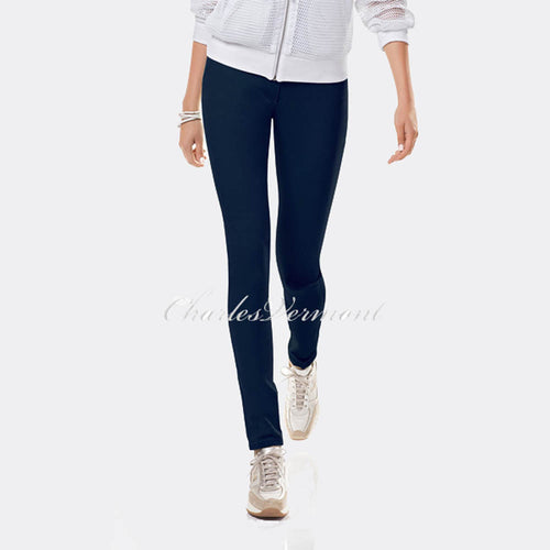 Michele 'Magic' 8352 Jegging - Regular (Blue/Black)