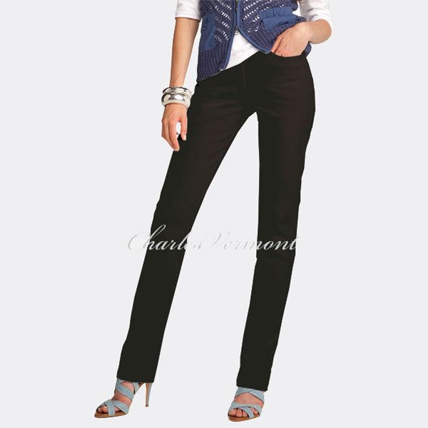 Michele 'Magic' 8357 Skinny Jeans - Regular (Black)