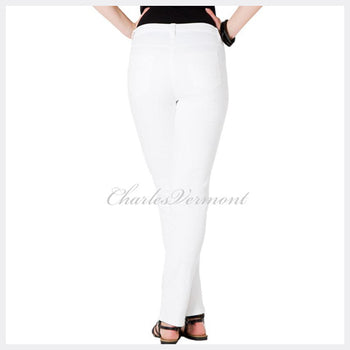 Michele 'Magic' 8357 Skinny Jeans - Regular (White)