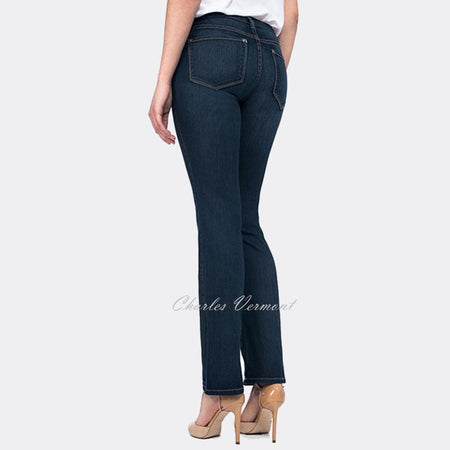 NYDJ P10227RE Straight Leg Jean - Petite (Blue)